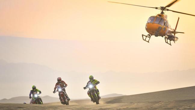 Rally Dakar 2019: resumen de la novena etapa
