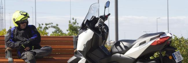 Prueba Yamaha X-Max 300: mucho max