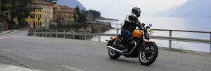 Prueba Moto Guzzi V9 Roamer