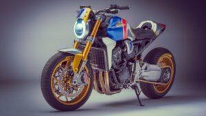 Fotos de la Honda Glemseck CB1000R