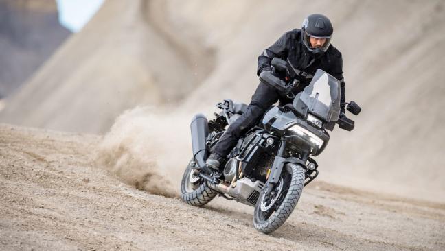 Harley-Davidson Pan America 1250: repleta de tecnología