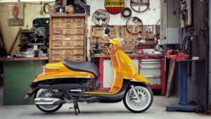 Peugeot Django 50 y 125: colores 2021