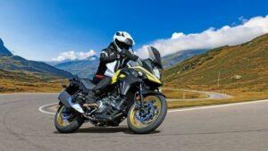 Nuevos colores Suzuki V-Strom 650 2021