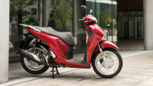 Fotos de las motos más robadas en España