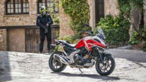 Prueba Honda NC 750 X
