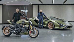 Fotos: Ducati Diavel 1260 S Lamborghini