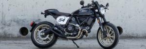 Fotos de la Scrambler Ducati Café Racer