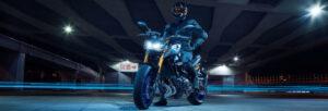 Fotos de la Yamaha MT-09 SP 2018