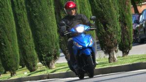 Fotos del Suzuki Address a prueba