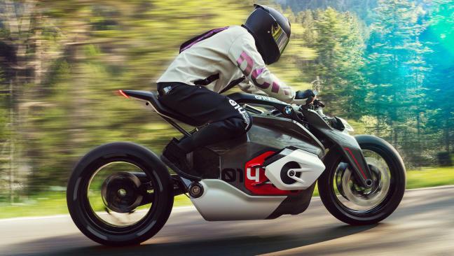 BMW Vision DC Roadster: así es la innovadora apuesta 100% eléctrica de la marca