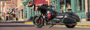 Prueba de la Moto Guzzi MGX-21