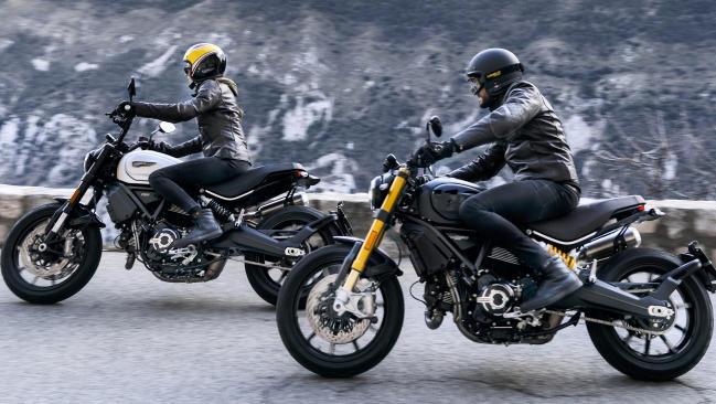 Ducati presenta las nuevas Scrambler 1100 PRO y 1100 Sport PRO