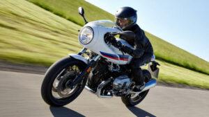 Fotos de la BMW R nineT Racer