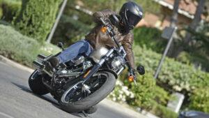 Fotos de la Harley-Davidson Breakout 114 a prueba