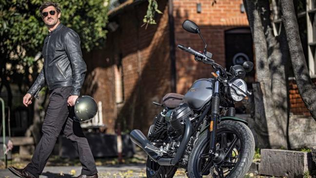 100 años de Moto Guzzi: diseño especial conmemorativo