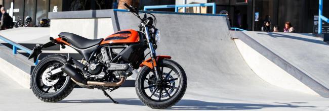 Prueba Scrambler Ducati Sixty2, versión 400cc de la neoclásica 800