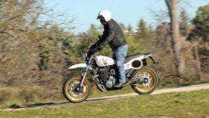Prueba de la Mash X-Ride 650