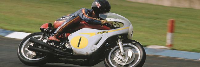 Honda RC 181: la 500 cc rebelde de Mike Hailwood