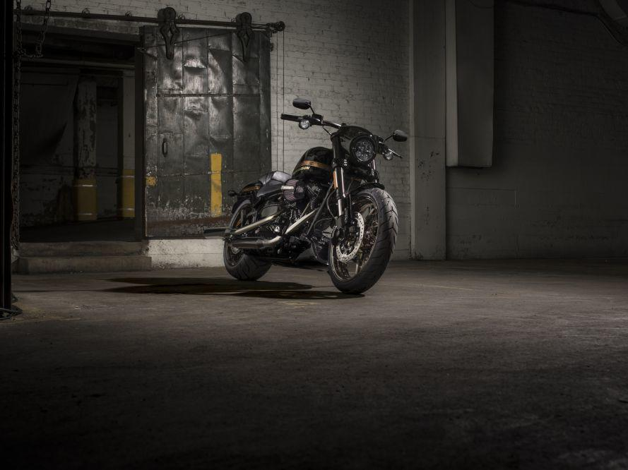 Nueva Harley-Davidson CVO Pro Street Breakout