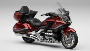 Fotos: Honda GL 1800 Gold Wing 2021