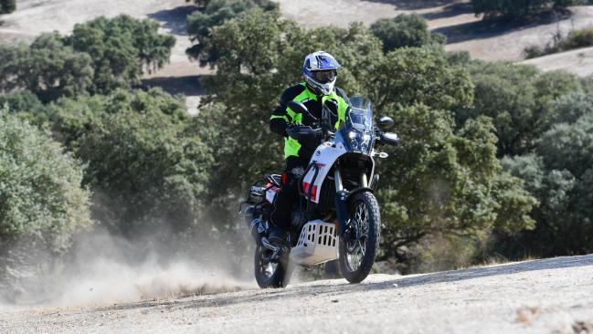 Prueba Yamaha Ténéré 700: Vuelve el trail