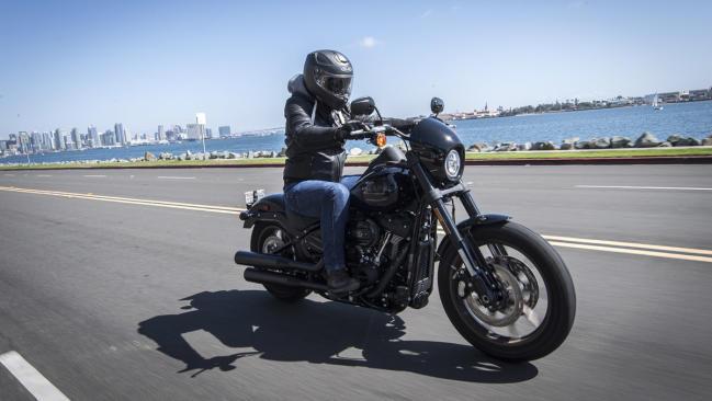 Prueba Harley-Davidson Low Rider S: <em>Hot-rod</em> con mucha clase