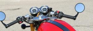 Prueba Triumph Thruxton 1200 R
