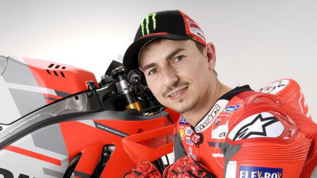 Ducati presenta su moto para el Mundial de MotoGP 2018