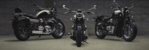 Fotos de la nueva Triumph Bonneville Speedmaster
