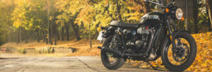 Prueba de la Triumph Bonneville T100