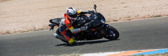 Prueba Suzuki GSX-R 1000 2017: De MotoGP a la calle