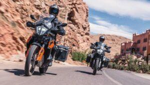 Fotos de las KTM 790 Adventure y Adventure R
