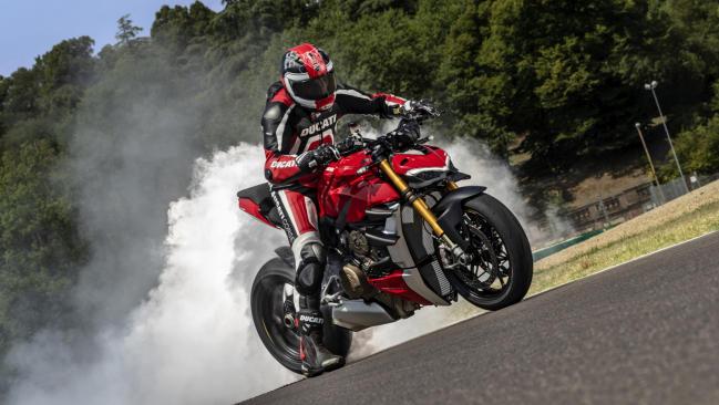 Ducati Streetfighter V4, galardonada como la moto más bonita del Salón de Milán EICMA 2019