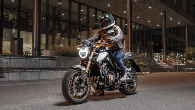 Honda CB 650 R: se completa la gama naked en el Salón de Milán EICMA 2018