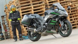 Prueba Kawasaki Ninja 1000 SX