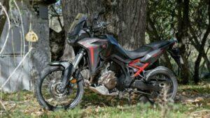 Prueba Honda Africa Twin CRF 1100 L DCT