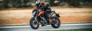 Fotos de la KTM 790 Duke
