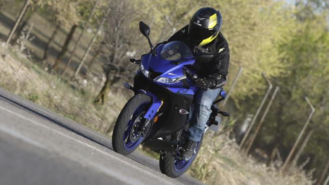 Prueba Yamaha R125: La más rápida