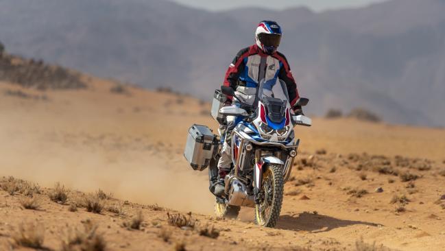 Honda CRF1100L Africa Twin 2020: mejora en todos los sentidos