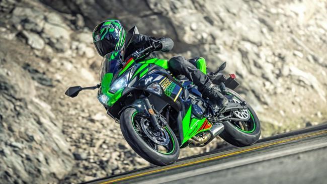 Kawasaki Ninja 650 2020: todos los detalles de la deportiva nipona