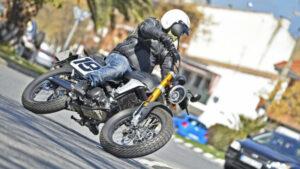 Fotos de la Fantic Caballero Flat Track 125