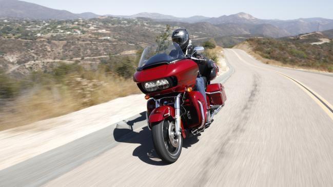 Prueba Harley-Davidson Road Glide Limited: <em>Easy rider </em>de lujo