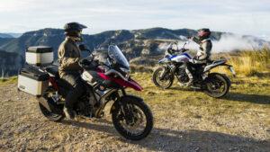 Fotos: Presentación Macbor Montana XR5