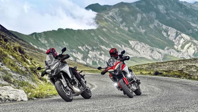 Fotos: Ducati Multistrada V4