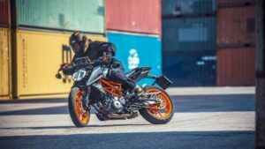 Nuevas KTM Duke 125 y Duke 390 2021