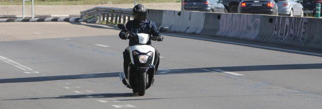5 scooter 125 recomendables, por menos de 2.000 euros