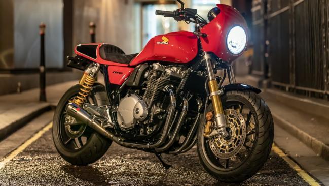 Honda CB1100 RS 5Four: el mejor homenaje a los 50 años de historia de la CB750