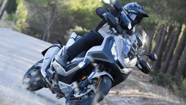 Prueba Honda X-ADV con lectores