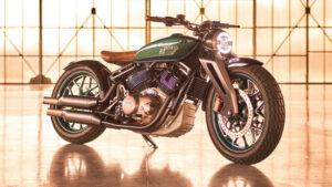 Fotos de la Royal Enfield Concept KX