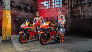 Equipo Honda Repsol MotoGP 2021